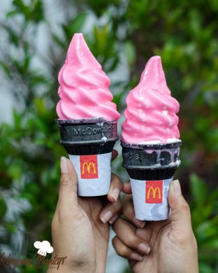 Foto review McDonald's oleh Luthfizar Hilmandio Akbar 1