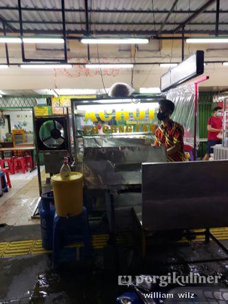 Foto Interior di Achui Medan