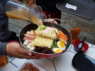 Foto Makanan di Saboten Shokudo