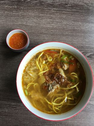 Foto 2 - Makanan(Soto Mie Bogor) di Warung Bogor oleh RI 347 | Rihana & Ismail