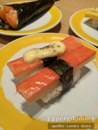 Foto 4 - Makanan(Kanikama Triple Flavor) di Genki Sushi oleh Diana Sandra