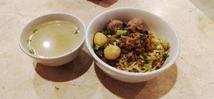 Foto 1 - Makanan di Bakmi Golek oleh Pinasthi K. Widhi