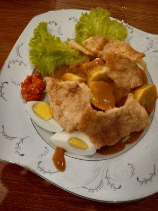 Foto 1 - Makanan(Gado-Gado) di Mie Boom Atom oleh Florentine Lin
