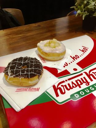Foto 25 - Makanan di Krispy Kreme Cafe oleh Prido ZH