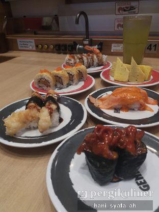 Foto 1 - Makanan di Genki Sushi oleh Hani Syafa'ah