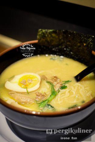 Foto 1 - Makanan(Toripaitan Ramen Shoyu dengan Telur) di Ramen SeiRock-Ya oleh Irene Stefannie @_irenefanderland