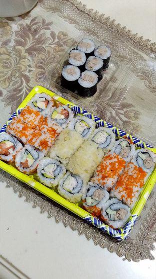 Foto review Peco Peco Sushi oleh Ratu Aghnia 1