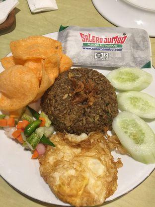 Foto 3 - Makanan(Nasi Goreng Rendang) di Salero Jumbo oleh Henny Hutabarat
