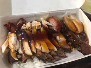 Foto review Mie Ayam Abadi oleh @eatfoodtravel  2