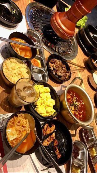 Foto 2 - Makanan di Galbisal Korean BBQ oleh kdsct