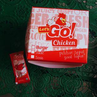 Foto review Let's Go! Chicken oleh El Yudith 3