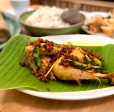 Foto Ayam Betutu di Dailah