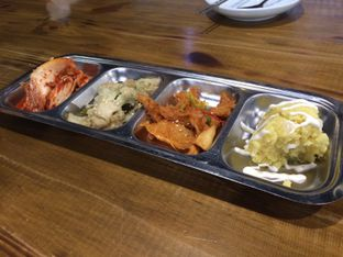 Foto 5 - Makanan(Banchan) di Mr. Musa oleh Elvira Sutanto