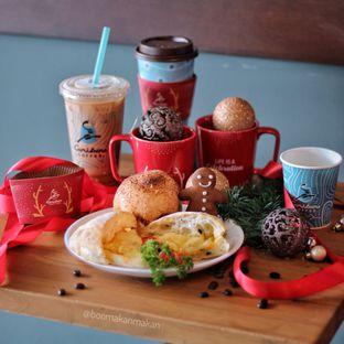 Foto 1 - Makanan di Caribou Coffee oleh Boomakan