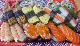 Foto review Aeon Sushi oleh irena christie 1