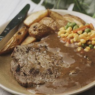 Foto Makanan di Joni Steak