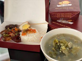 Foto - Makanan di Nasi Campur Ko Aan oleh @Perutmelars Andri