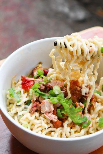 Foto Makanan di Bakmi Wewe