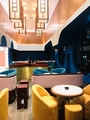 Foto 9 - Interior di Mare Nostrum - Grand Sahid Jaya Hotel oleh Margaretha Helena #Marufnbstory