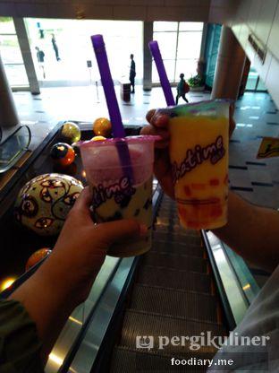 Foto review Chatime oleh @foodiaryme | Khey & Farhan 1