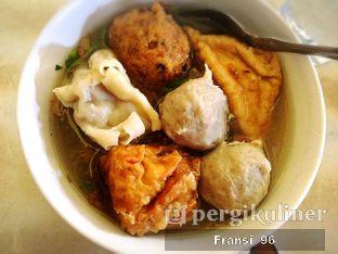 Foto 4 - Makanan di Bakso Bakwan Malang Cak Su Kumis oleh Fransiscus