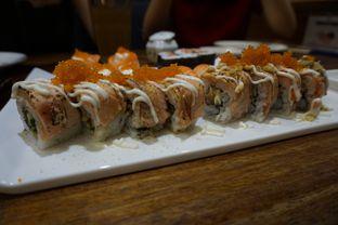 Foto 2 - Makanan(Salmon Lover) di Kiyadon Sushi oleh Elvira Sutanto