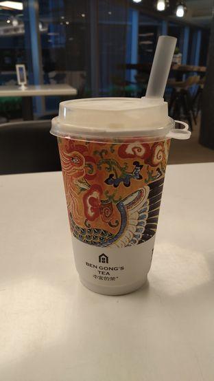 Foto review Ben Gong's Tea oleh Jef  1