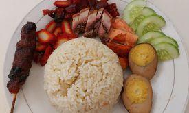 Asong Nasi Hainam Campur