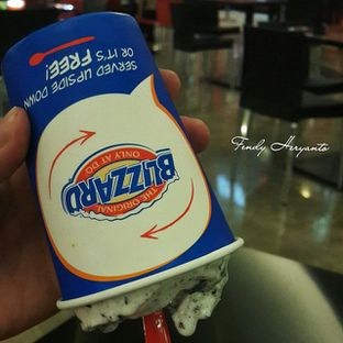 Foto 2 - Makanan di Dairy Queen oleh Fendy Heryanto