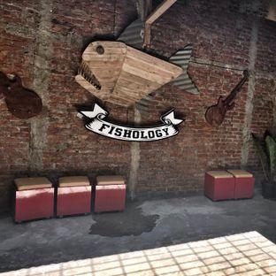 Foto 6 - Interior di Fishology oleh Vici Sienna #FollowTheYummy
