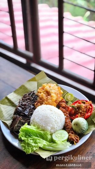 Foto 2 - Makanan di RM. Ampera oleh Sifikrih | Manstabhfood