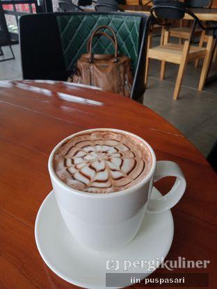 Foto 1 - Makanan(Hot Choco Hazelnut) di District Dago Cafe & Resto oleh Iin Puspasari