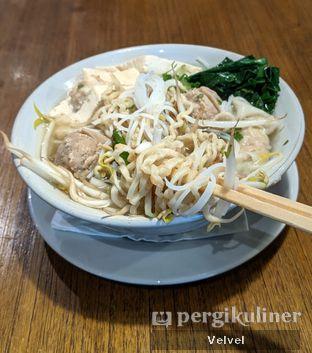 Foto - Makanan(Mie Bakso Special) di The People's Cafe oleh Velvel