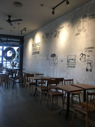 Foto Interior di J.CO Donuts & Coffee