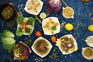 Foto 10 - Makanan di Awtar By Hadramawt Palace oleh Levina JV (IG : levina_eat )