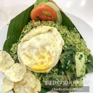 Foto 1 - Makanan(Nasi Goreng Bakar Iga Cabe Hijau) di Chop Buntut Cak Yo oleh feedthecat