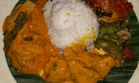 Nasi Kapau Rantau