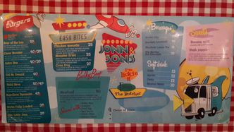 Foto Menu di Brother Jonn & Sons