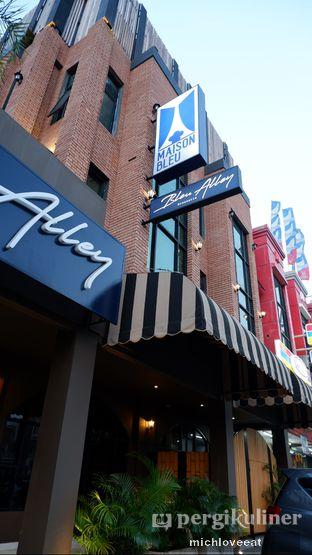 Foto 3 - Eksterior di Bleu Alley Brasserie oleh Mich Love Eat