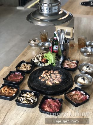 Foto 1 - Makanan di Hunter's Grill oleh Cubi