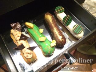 Foto 15 - Makanan di The Writers Bar - Raffles Jakarta Hotel oleh Ladyonaf @placetogoandeat