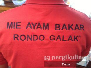 Foto review Mie Ayam Bakar Rondo Bakar oleh Tirta Lie 8