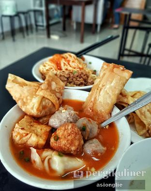 Foto 1 - Makanan di Bakso Mas Untung oleh Asiong Lie @makanajadah