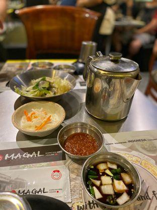 Foto 6 - Makanan di Magal Korean BBQ oleh Maria Marcella