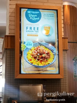 Foto review Formosan Kitchen & Tea Bar oleh cynthia lim 2