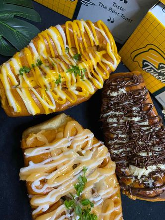 Foto Makanan di Thick Toast