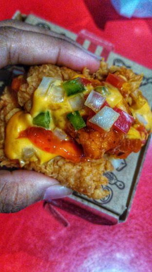Foto review KFC oleh canisa rachman 1