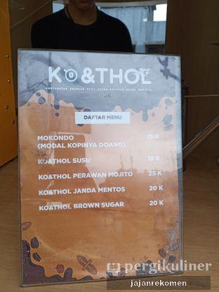 Foto review Ko&Thol oleh Jajan Rekomen 3