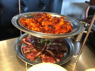 Foto 1 - Makanan di Magal Korean BBQ oleh @yoliechan_lie