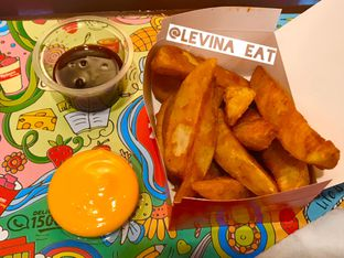 Foto review Richeese Factory oleh Levina JV (IG : levina_eat ) 2